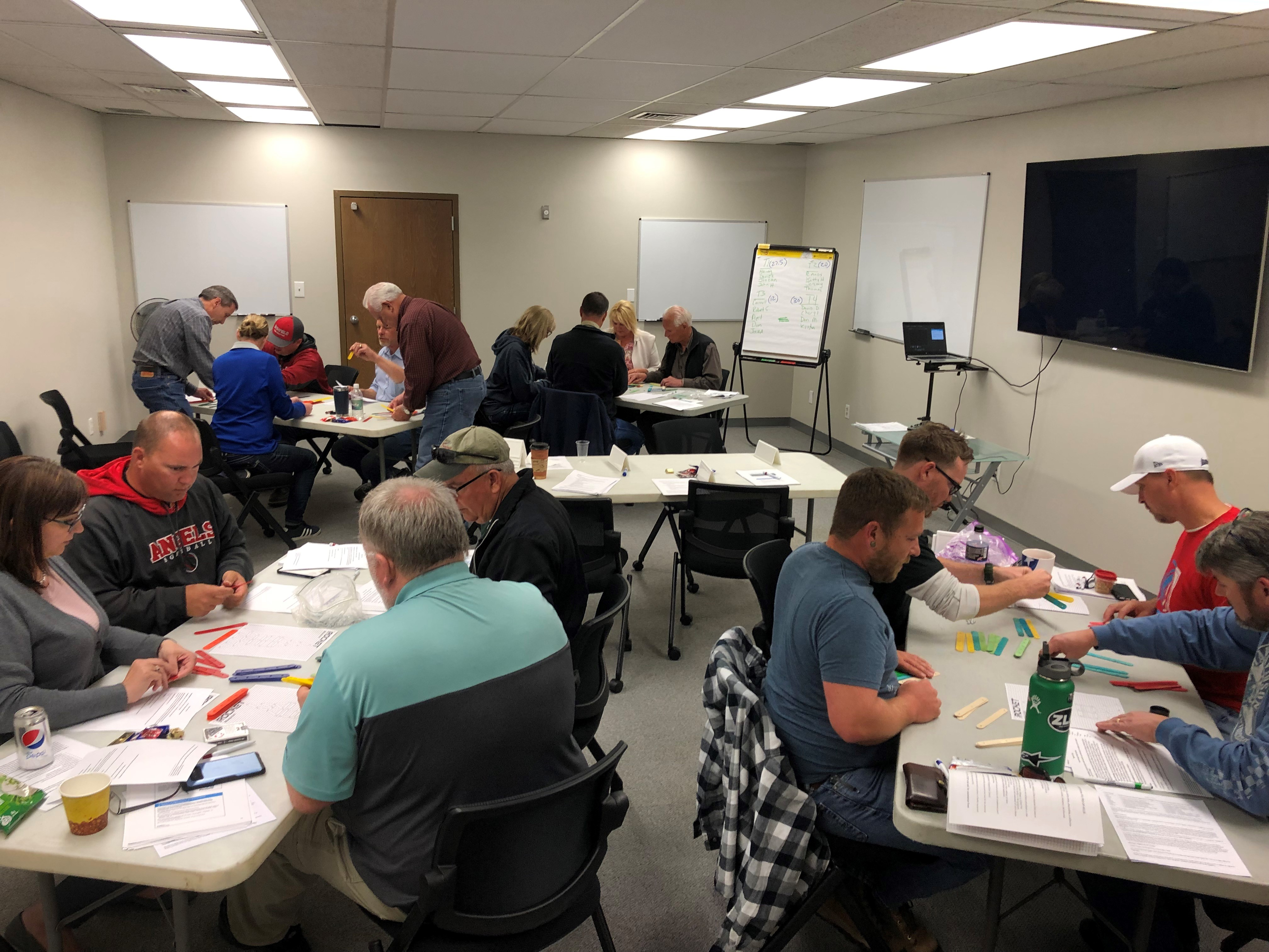 CONOPS Course Training 600632 - I 201905