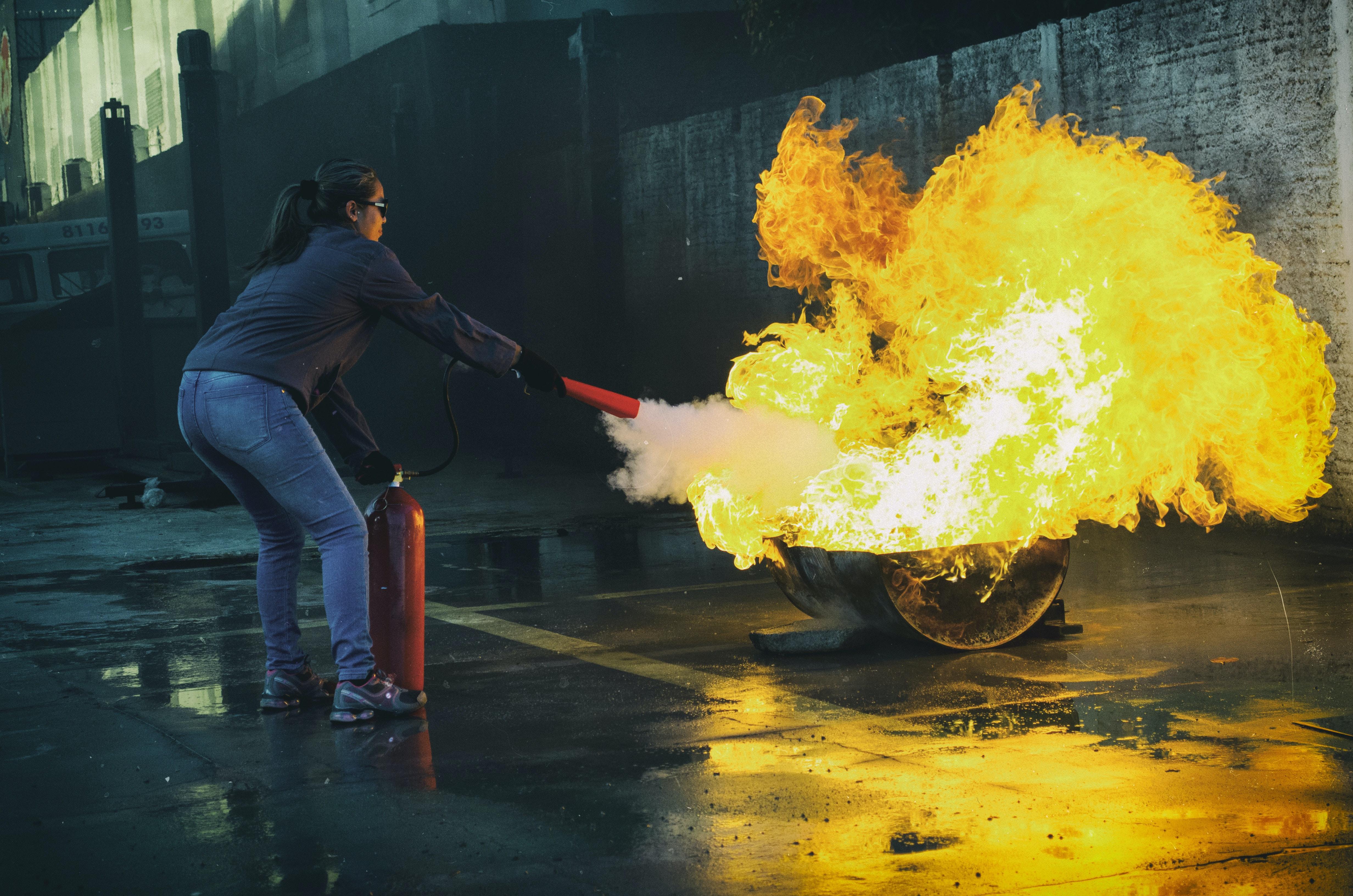 PNNL Fire Extinguisher Training AM