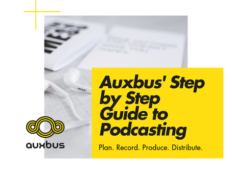 Step-by-step Guide to Podcasting
