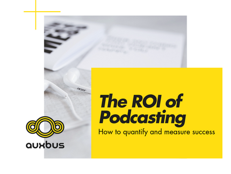 How to measure the success of your podcast