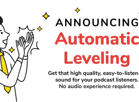 Announcing: Automatic Leveling