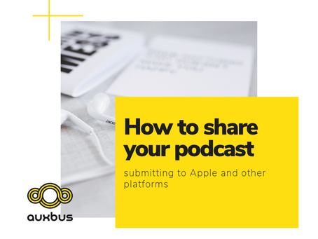 How to Submit Your Podcast to Apple and Other Platforms