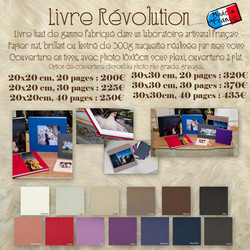 Livre Révolution