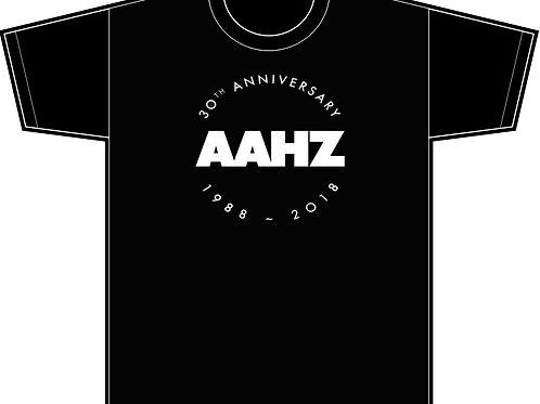 MENS AAHZ 30TH ANNIVERSARY CIRCLE T-SHIRT
