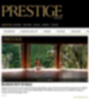 Prestige Magazine Honk Kong
