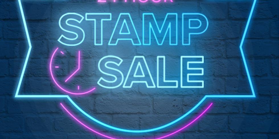 24 Hour Flash Sale