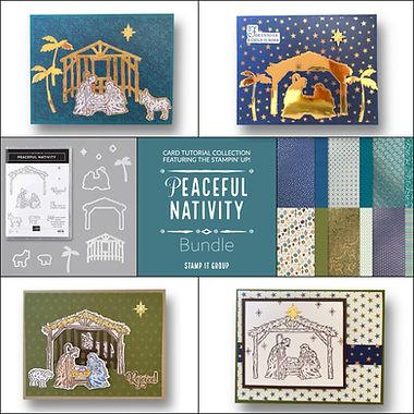 Peaceful Nativity