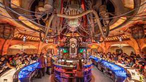 OGA'S CANTINA AND STAR WARS GALAXY EDGE MUSIC AND SOUND DESIGN