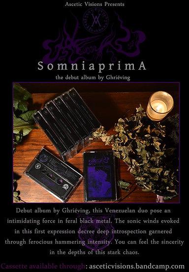 Somniaprima - Ghrieving - CS