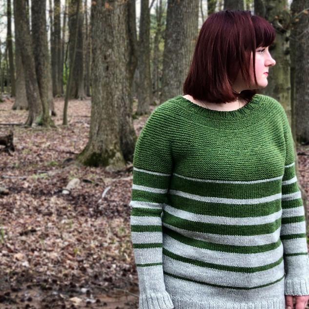 Green-Ey'd