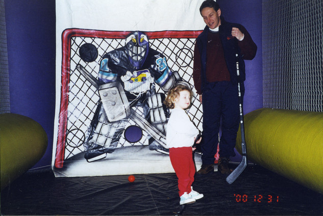 My Dad and I –2000