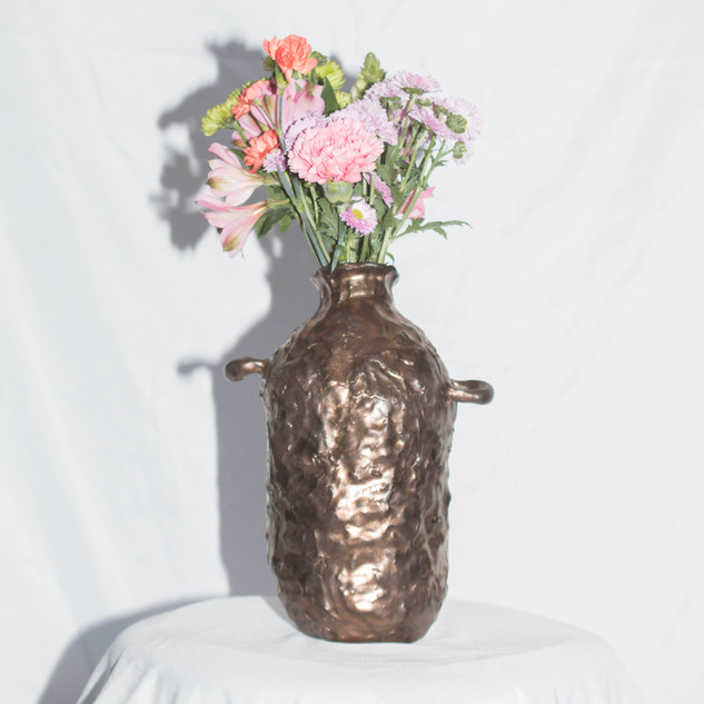Bronze with Bouquet