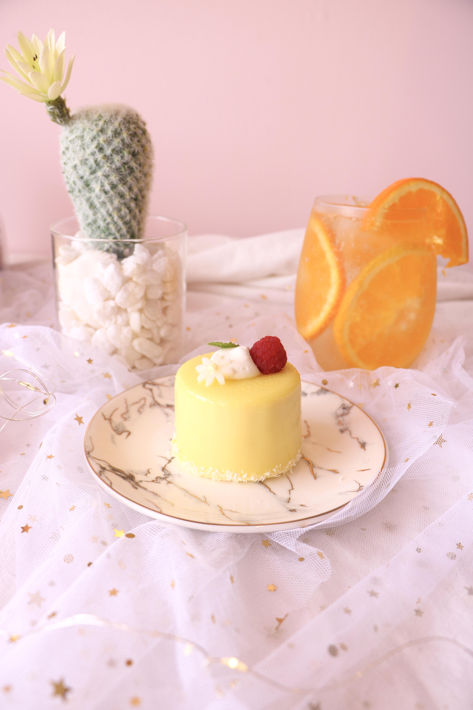 Mango Soft Cheesecake