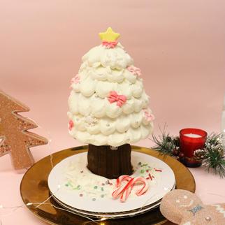Earl Grey Chestnut Christmas Tree