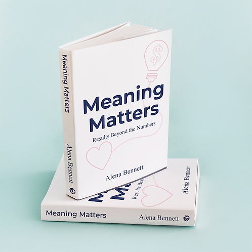 Meaning Matters book