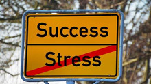 Stress or success during crunch times:   the choice is yours