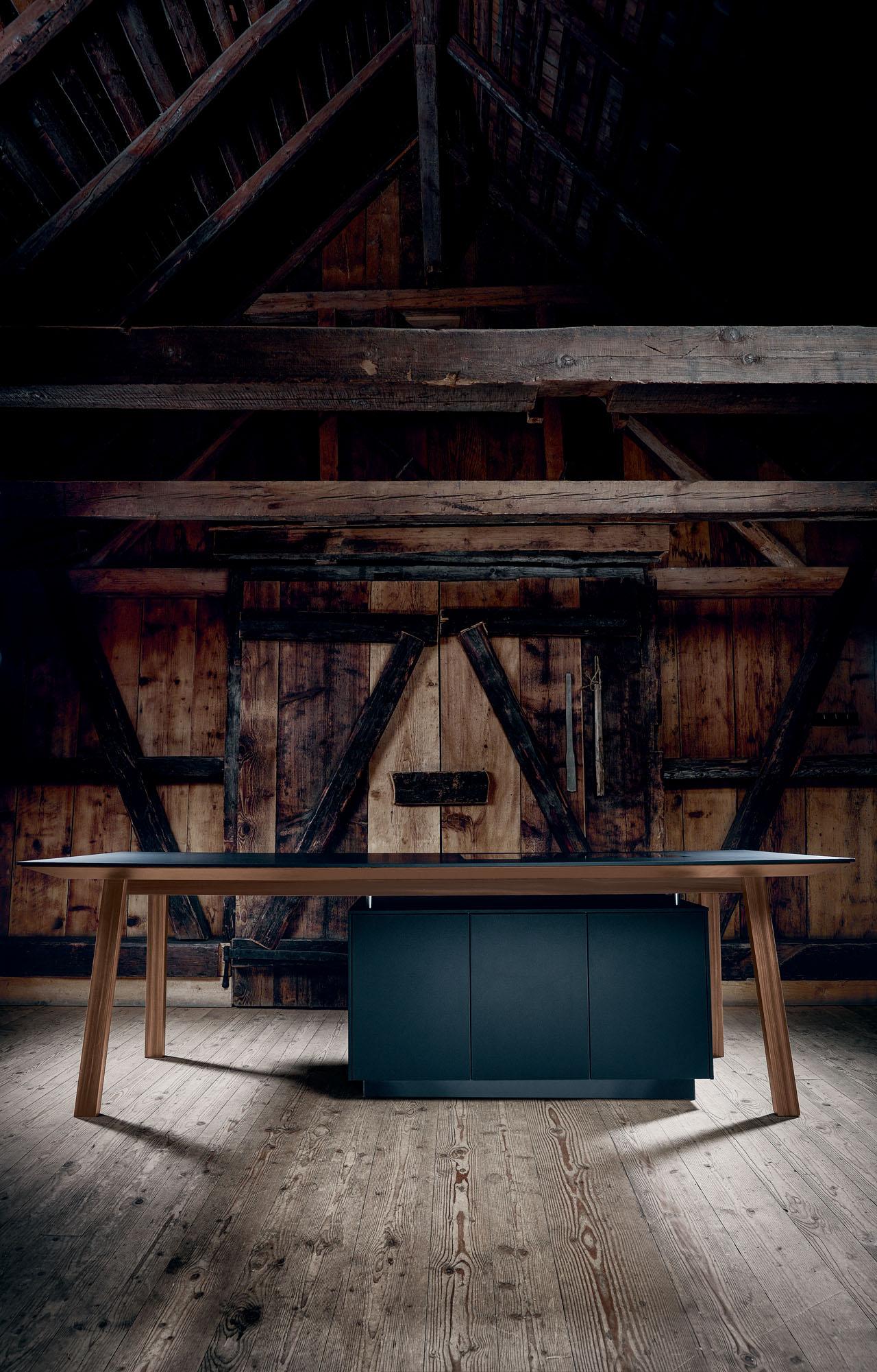next125 - Kochtisch