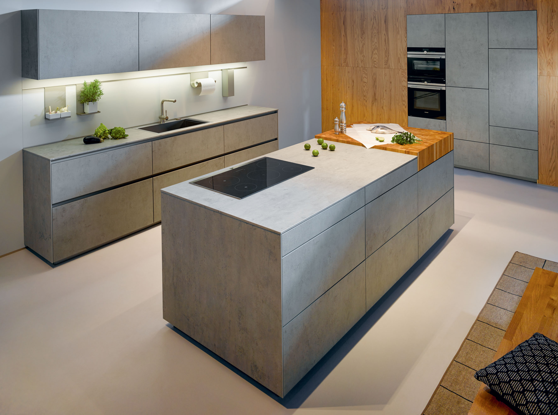next125 - NX950, beton šedý