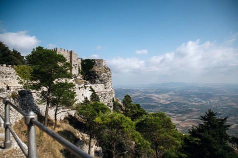 Wedding in Castle of Venere