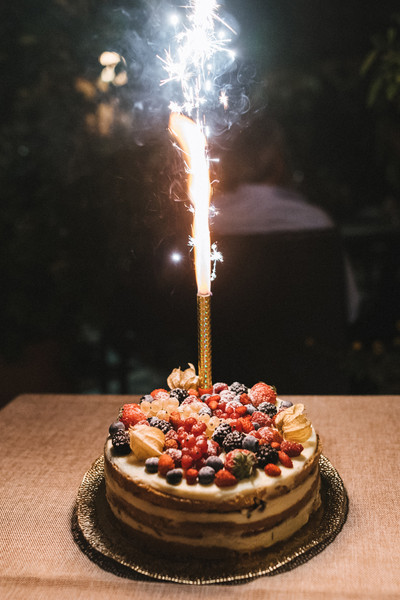 Wedding Cake in Palermo