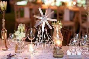 Wedding in windmill