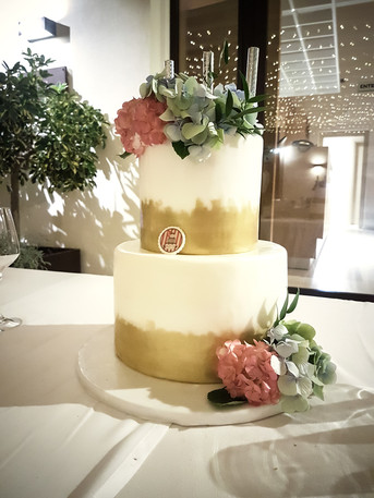 Свадебный торт на Сицилии