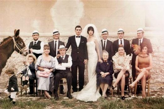 Свадьба по-сицилийски