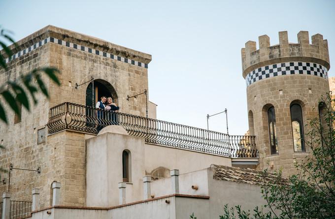 Castles for Weddings in Sicily