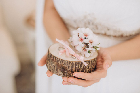 Almond Blossom Wedding