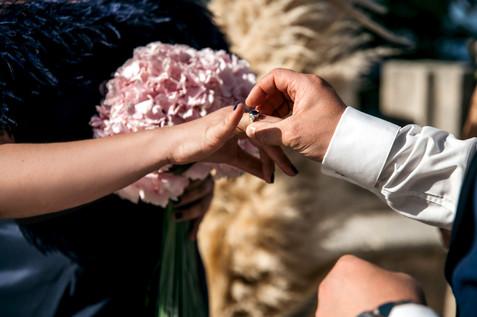 Wedding Ceremony in Erice