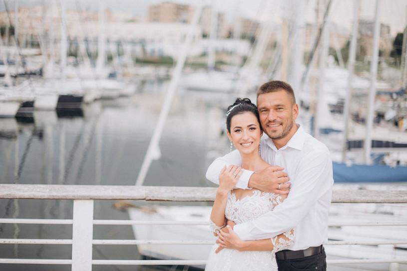 Свадьба для двоих в Палермо