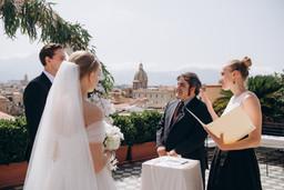 Cимволическая Церемония в Палермо