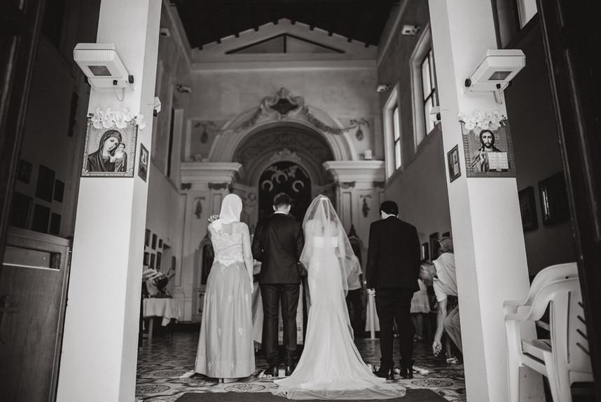Orthodox Wedding in Palermo