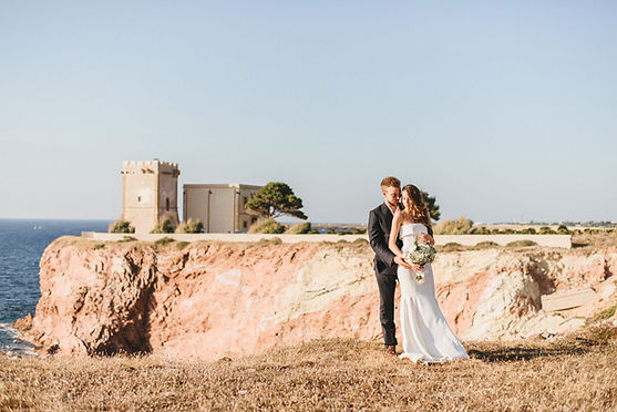 Seaside Wedding in Sicily