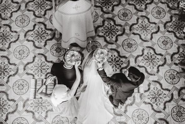 Православное венчание на Сицилии