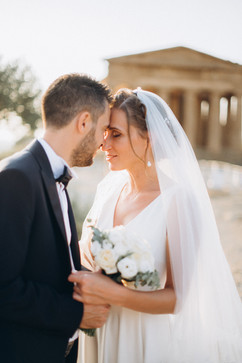 Wedding in Valle dei Templi