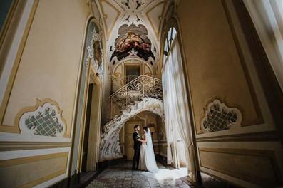 Роскошная свадьба на Сицилии