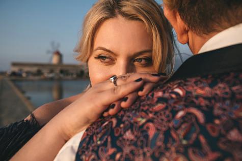 Wedding Photoshoot in Salt Basins of Trapani