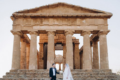 Wedding in Valley of Temples