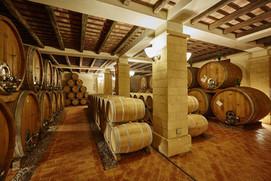 Wine cellar in Sicily