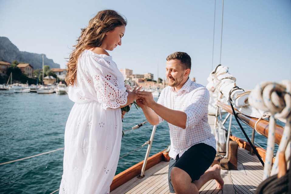 Proposal in Sicily