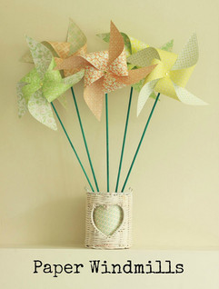 paper-windmills