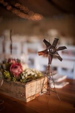 Wedding in windmill in Sicily