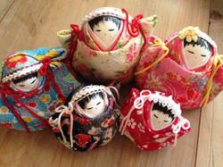 Fregnance Dolls