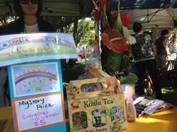 Mystery Prize at Ukulele Festival