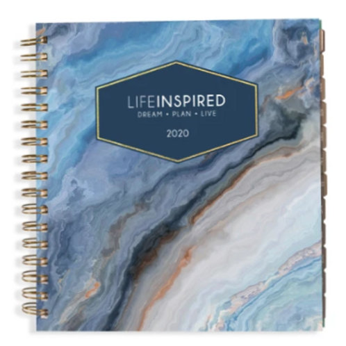 2020 Planner - Blue Agate
