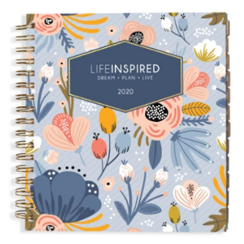 2020 Planner - Dusty Floral