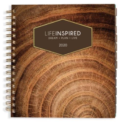 2020 Planner - Woodgrain