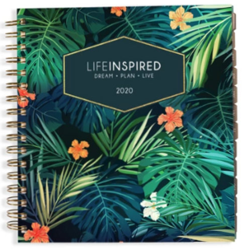 2020 Planner - Tropical