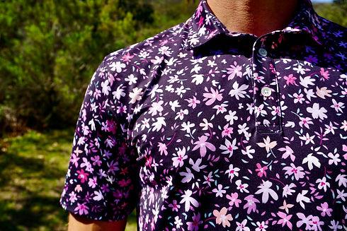 Hawaiian Golf Shirt | Crazy Golf Shirt